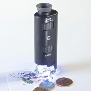 Zoom Mikroskop 100 s LED osvětlením
