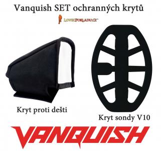 Vanquish SET ochranných krytů (kryt sondy V10 a kryt proti dešti)