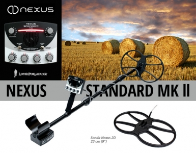 Detektor kovů Nexus Standard MK II