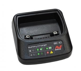 Minelab BC 10 nabíječka baterií pro CTX 3030 a GPZ 7000