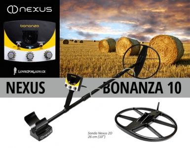 Detektor kovů Nexus Bonanza 10