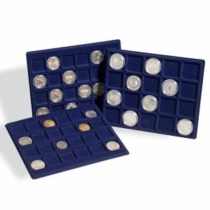 Plato malé na mince pro malý kufr do průměru 41mm