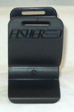 Loketní opěrka pro detektory Fisher