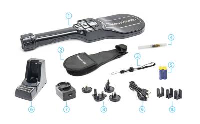 Security handheld detector Nokta-Makro NMS 30