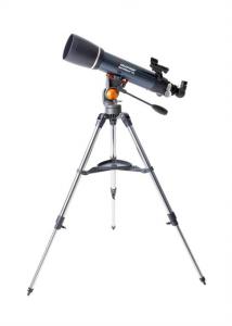 Celestron AstroMaster 102/660mm AZ čočkový teleskop