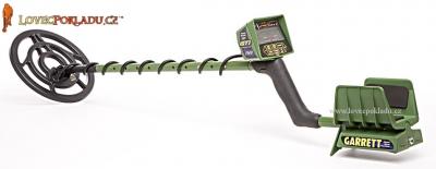 Detektor kovů Garrett GTI 1500