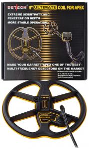 Sonda S.E.F ULTIMATE 23cm pro Garrett řadu Apex