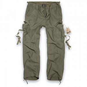 Kalhoty Brandit M65 Vintage Trouser - Olive