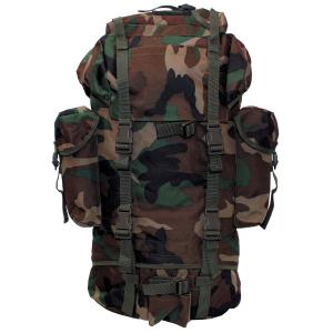 BW combat backpack MFH - woodland