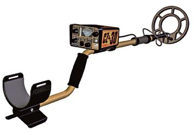 Detektor kovů Fisher CZ-3D Quicksilver