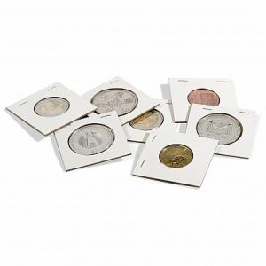 Rámečky na mince pro sešívání 25 mm 25ks