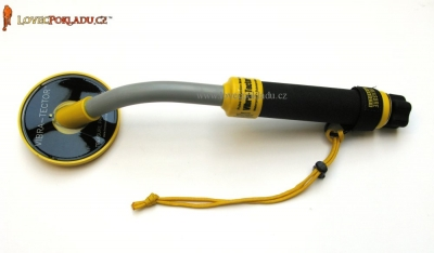 Detektor kovů Vibra Tector 740