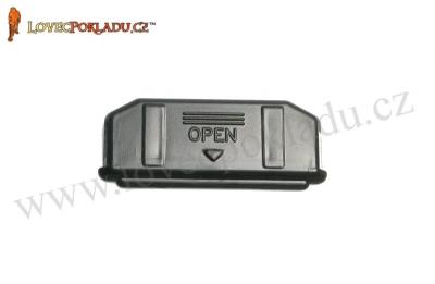 Kryt bateriového boxu plastový pro detektory Golden Mask