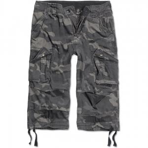 Pánské tříčtvrteční kalhoty Brandit Urban Legend  - Darkcamo