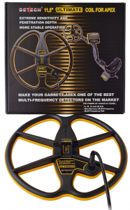 Sonda S.E.F ULTIMATE 29cm pro Garrett řada Apex