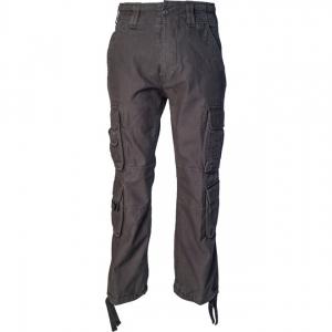 Pánské kalhoty Brandit Pure Vintage - Černé
