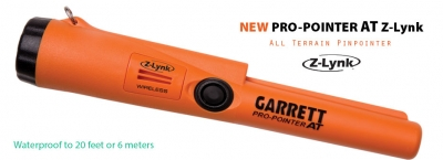 Dohledávací detektor kovů Garrett Pro Pointer AT Z-Lynk
