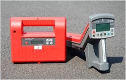Fuji Tecom PL-2000 lokátor kovových potrubí a el. kabelů - set