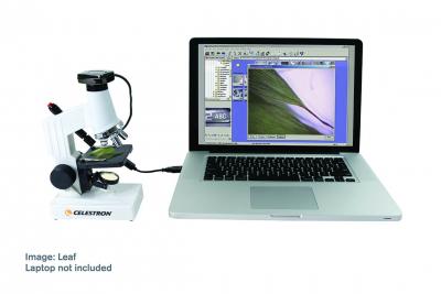 Celestron Mikroskop Kit 40-600x junior s USB snímačem