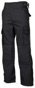 Kalhoty komando černé