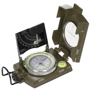 Kompas Italský - kovový
