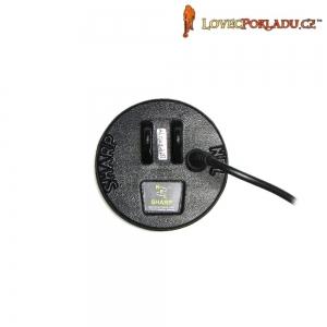Cívka Nel Sharp 13cm pro Teknetics Omega, Gamma, Delta, Alpha, Eurotek PRO