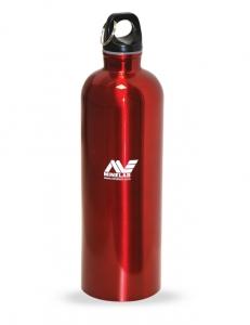 Červená láhev na vodu Minelab