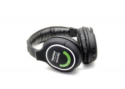 Bezdrátová sluchátka Nokta/Makro  2,4 GHz - Green Edition