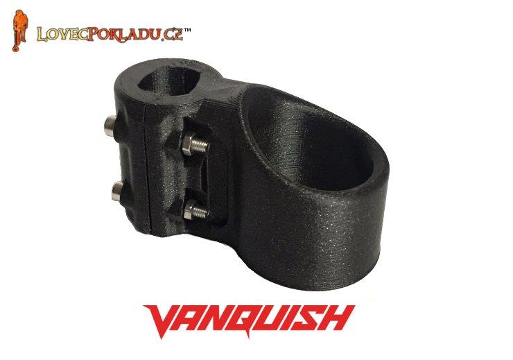 Univerzální držák pinpointeru LP pro řadu Minelab Vanquish 340, 440 a 540