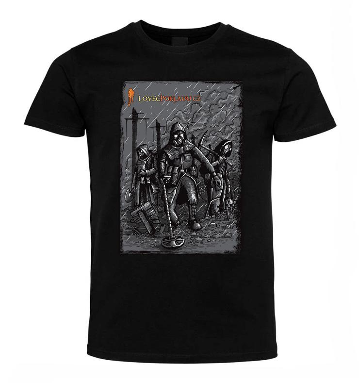 Nové tričko zpostapokalyptické série