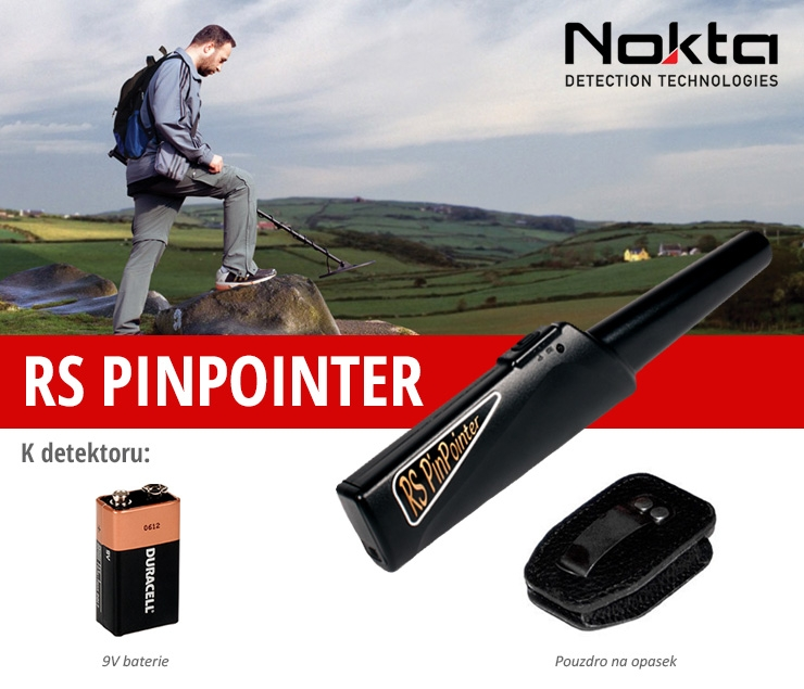 Nokta RS Pinpointer