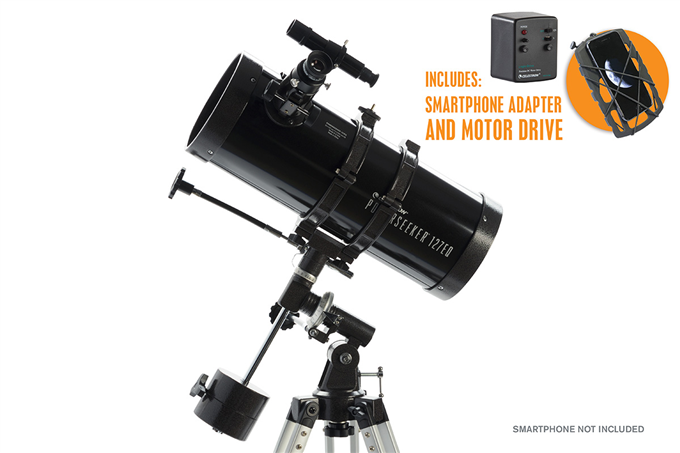 Celestron AstroMaster 130/650mm EQ and PowerSeeker 127/1000mm EQ finally in stock
