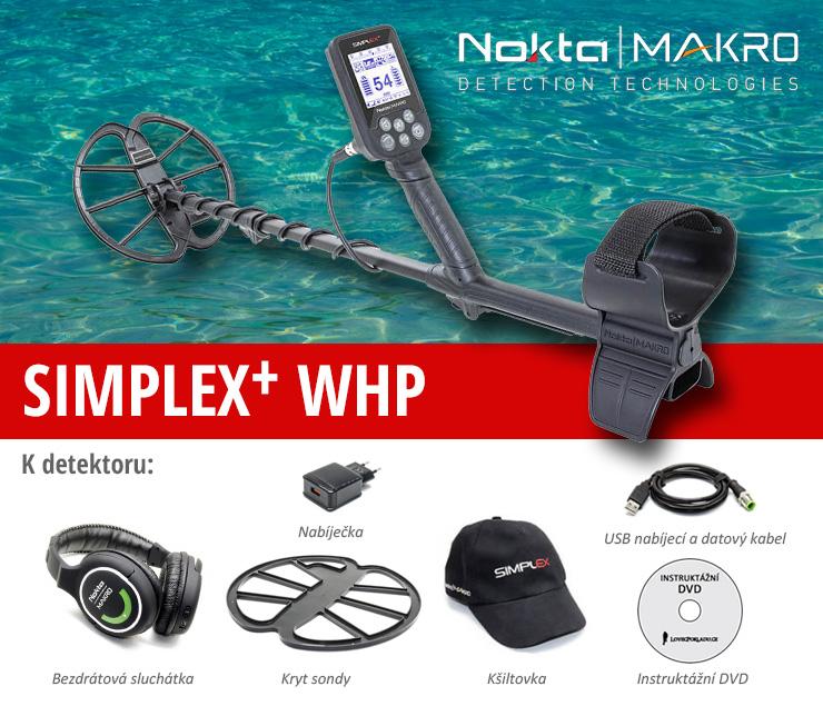 Instruktážní DVD pro detektor kovů Nokta Makro Simplex+