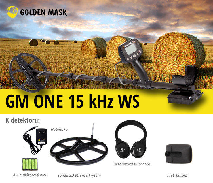 Golden Mask One 15 kHz