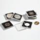 Kapsle na mince QUADRUM 22mm 10ks