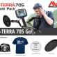 Detektor kovů Minelab X-Terra 705 GOLD