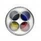 """Celestron filtr 1.25"""" sada 4 barevných filtrů"""