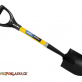 Draper II shovel