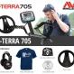 Detektor kovu Minelab X-TERRA 705