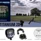 Detektor kovů Bounty Hunter ES Titanium 2D