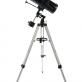 Celestron PowerSeeker 127/1000mm EQ zrcadlový motorizovaný teleskop