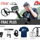 Detektor kovů Minelab E-Trac plus