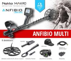 Detektor kovů Nokta Anfibio Multi