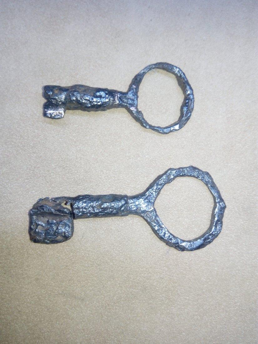 datování staré klíče