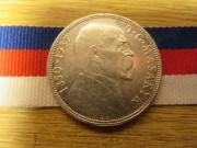 Mince ČSR (1918–1939) - MINCE PAMĚTNÍ, stříbro | LovecPokladu cz