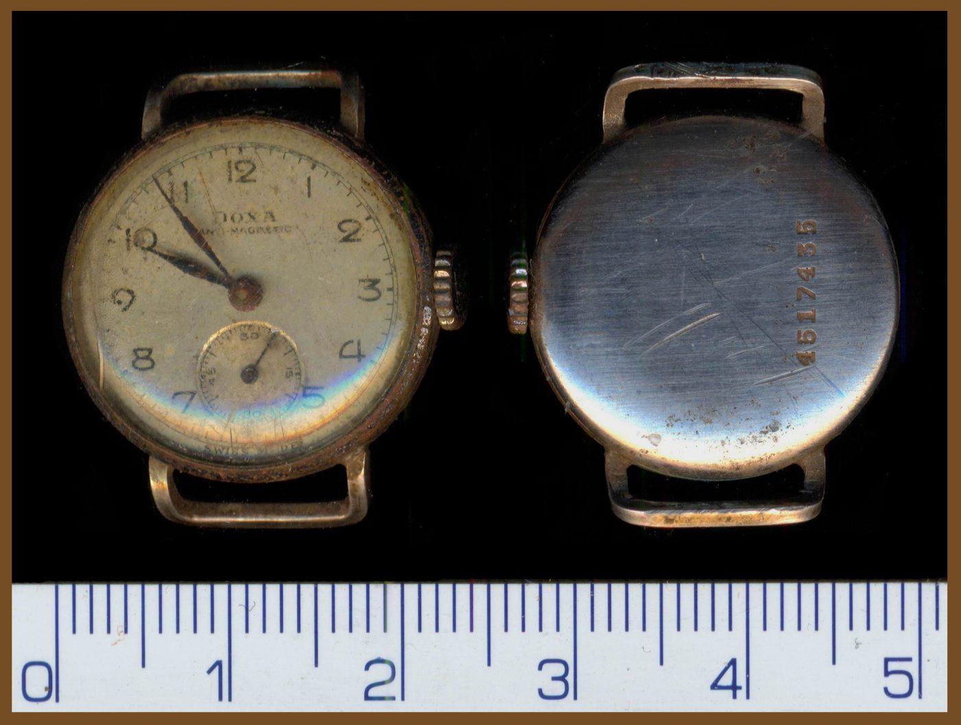 0258110b743 DOXA hodinky