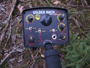 Detektor kovu Golden Mask 3 a 3+