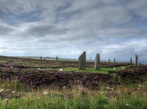 Online datování ve Skotsku