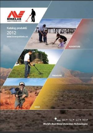 Produktový katalog Minelab