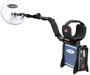 Detektor kovů Minelab SD 2100-v2